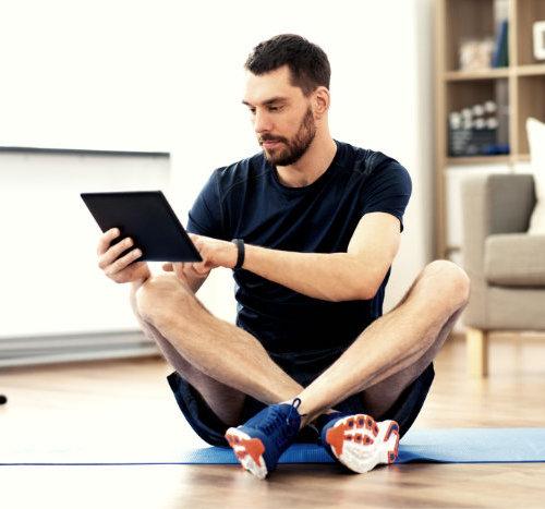 "Online Kurs zum ""Online Personal Training"""